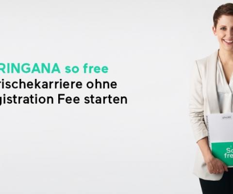 Aktion – jetzt kostenlos RINGANA Frischepartner werden