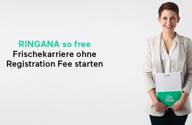 RINGANA Registration Fee Free
